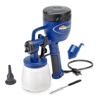HVLP Spray Gun for Painting Projects